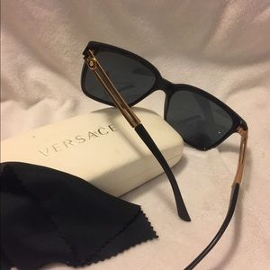 Authentic Versace Sunglasses Model #4307